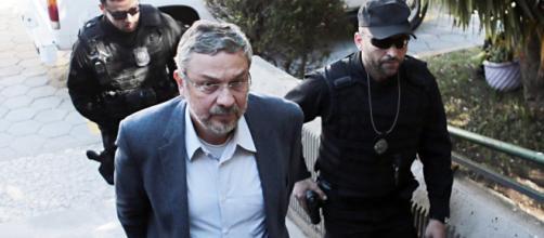 Ex-ministro do PT, Antonio Palocci. (foto reprodução).