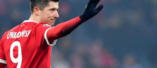 """Je suis venu te dire que je m'en vais"""" : Robert Lewandowski ... - eurosport.fr"""