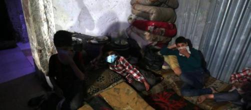 La OMS dice que 500 sirios fueron atendidos en Duma