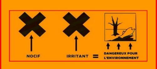 L'eau de javel ? Attention danger !