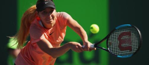 Lugano: Océane Dodin battue au 1er tour - Tennis - Eurosport - eurosport.fr