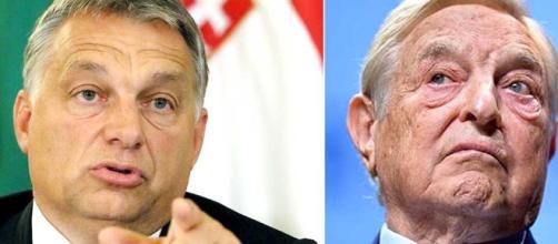 Orban ha nuovamente attaccato Soros