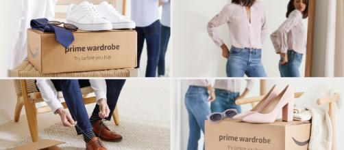 Prime Wardrobe parece estar preparándose para el lanzamiento.