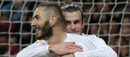 Real Madrid | Bale and Benzema celebrate brilliant performance ... - as.com