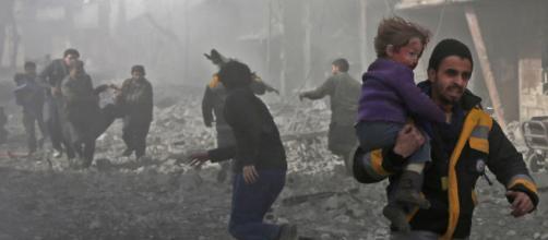 Siria: le parole dei nostri politici sull'uso delle armi chimiche- filippomiraglia.it