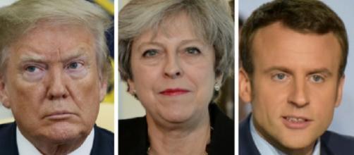 Stati Uniti, Regno Unito e Francia pronti ad attaccare la Siria?
