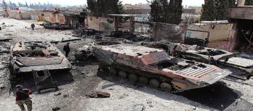 Syrian War (www.levantwar.blogspot.co.uk)