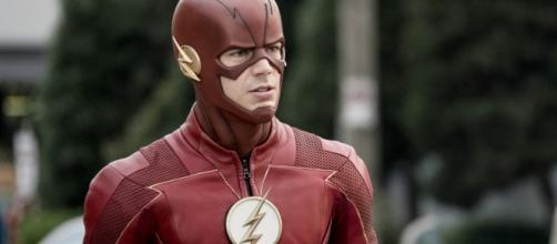 The Flash presenta en su nuevo episodio a Folded Man