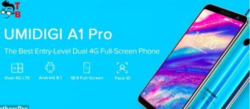 UMIDIGI A1 Pro Preview: it is very cheap to be true - Tech Brothers/YouTube
