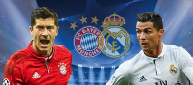 Bayern Munich Vs Real Madrid LIVE Champions League: Zidane ... - foottheball.com