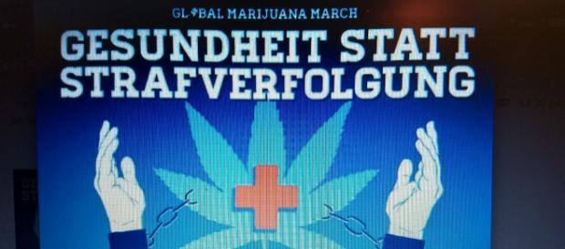 Cannabis Legalisierung - Die Demonstranten werden ein Ende der Strafverfolgung fordern. - Foto: