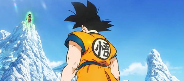 Dragon Ball Super Yamoshi el Super Saiyan Legendario contra Goku