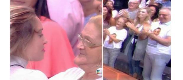 Ela enganou até mesma a ex-BBB Jéssica (Reprodução - Rede Globo)