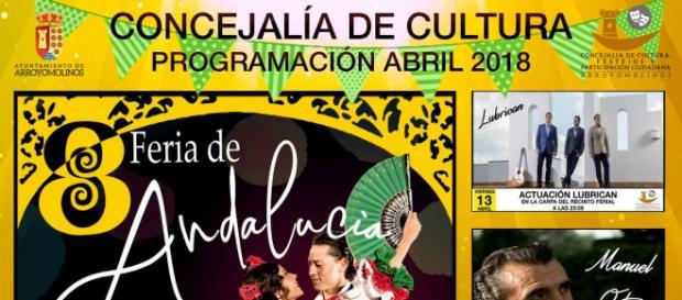 Arranca la Feria de Abril en Arroyomolinos