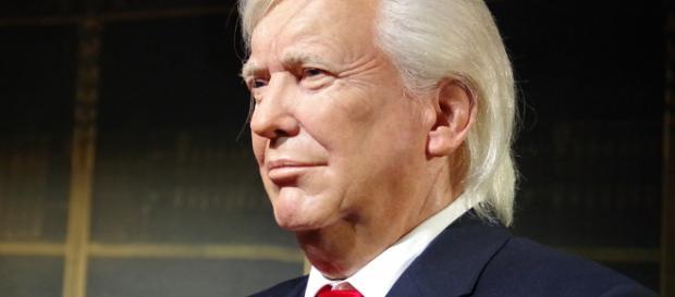 File photo of wax image of Trump( Image credit-Ajale/ pixabay.com)