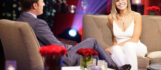 Former 'Bachelor' Contestant Olivia Caridi from screenshot