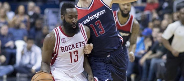 James Harden is on a quest for a championship. Photo courtesy: Keith Allison via Flickr