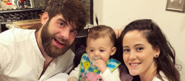 Jenelle Evans claims David Eason can't be racist because he is black. [Image via Jenelle Evans/Instagram]
