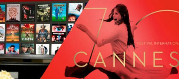 Netflix está en la vanguardia en películas online