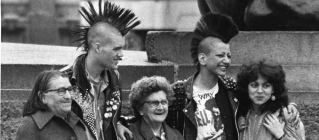 Punk eine bunte und rebellische Jugendkultur