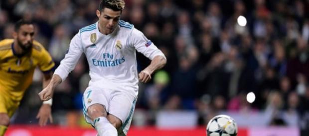 Ronaldo cobrou o pênalti decisivo