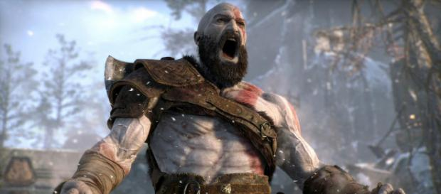 'God Of War' screenshot. - [Image via BagoGames / Flickr]