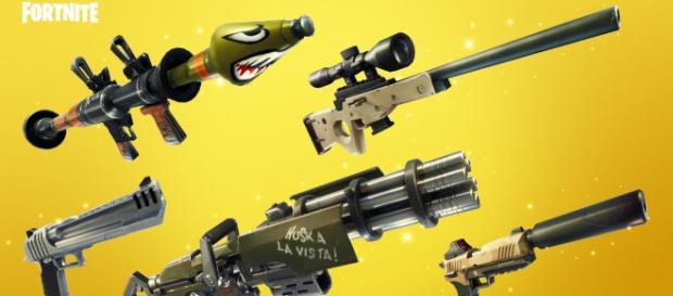 Todas las armas de Fortnite Battle Royale. - eleconomista.es