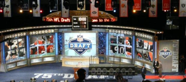 Who won and lost at the NFL Draft? Photo Courtesy: Marianne O'Leary via Flickr