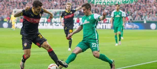 Zlatko Junuzovic könnte im Sommer zum VfB Stuttgart wechseln