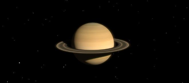 Saturn turned retrograde on April 18, 2018