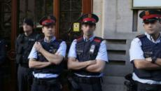 La Guardia Civil registra el ministerio de Exteriores de la Generalitat