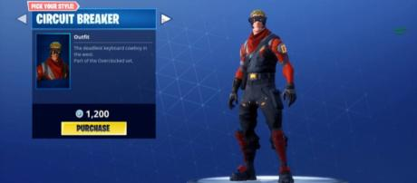 A new outfit in 'Fortnite' BR - YouTube/Daequan Loco