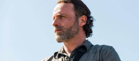 Andrew Lincoln protagonista de The Walking Dead