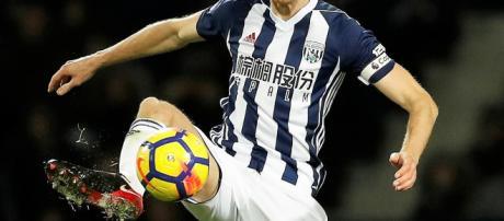 Evans con muchas habilidades en la Premier League.