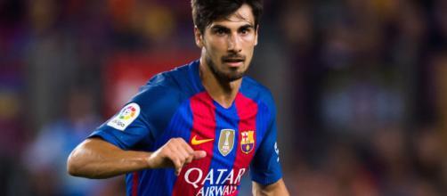 Andre Gomes podría salir esta temporada del Barcelona.