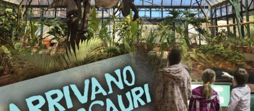 Arrivano i dinosauri in sicilia