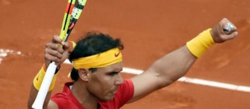 Coupe Davis - Le retour fracassant de Rafael Nadal - Libération - liberation.fr