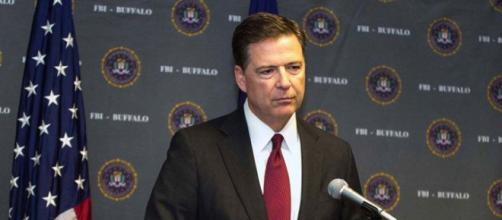 Former FBI Director James Comey. (Image via Rich Girard via Flickr)