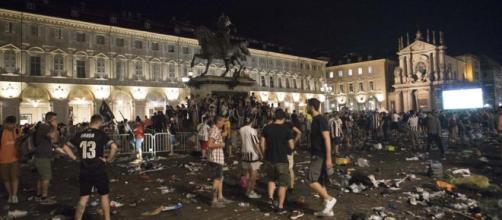 Foto fatti di Piazza San Carlo