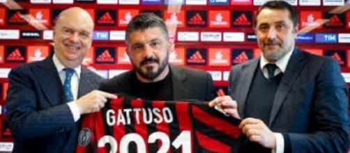 Gattuso, Mirabelli e Fassone rinnovo