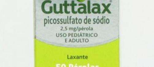 Gran cantidad de laxante Guttalax de Boehringer Ingelheim retirado de las farmacias