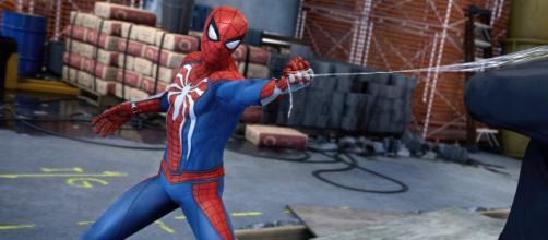 Insomniac Games Spider-Man de Insomniac