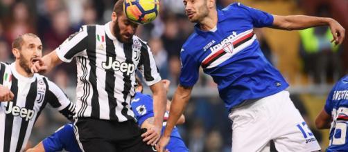 Juventus-Sampdoria: Allegri decide di cambiare, ecco le probabili formazioni