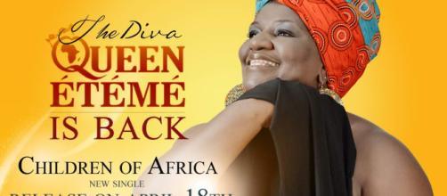La Diva camerounaise Queen Eteme (c) Gaby Events