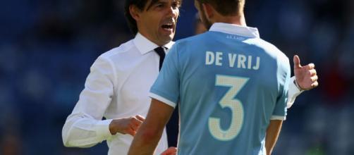 Lazio, Inzaghi e De Vrij, ultime notizie