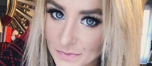 Leah Messer asks her fans for prayers after a family emergency. [Image via Leah Messer/Instagram]