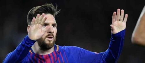 Leo Messi sempre muito decisivo no Barcelona