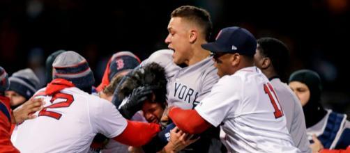 Los Yankees se impusieron a los Red Sox.