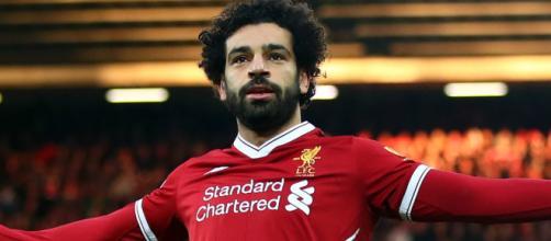 Mohamed Salah el mejor jugador del Liverpool y Inglaterra.