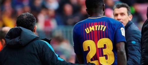 Neymar cuenta el fichaje de urgencia del Barça para sustituir a Umtiti - diariogol.com
